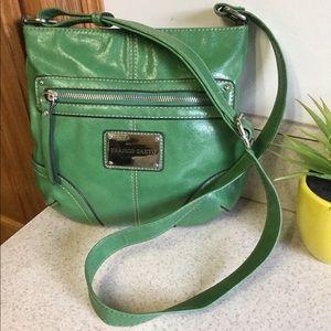 Franco Sarto Leather Bag